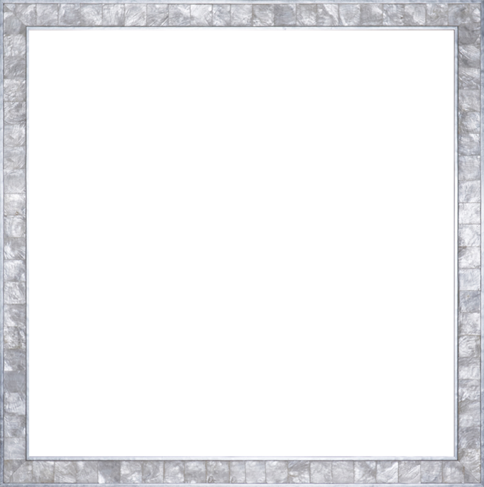 silver pearl frame 24 x 24 canvas art reproduction oil paintings. Black Bedroom Furniture Sets. Home Design Ideas
