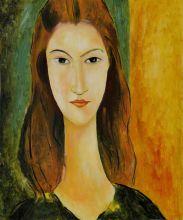 Portrait of Jeanne Hebuterne (Affordable Line)