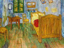 Vincent's Bedroom at Arles