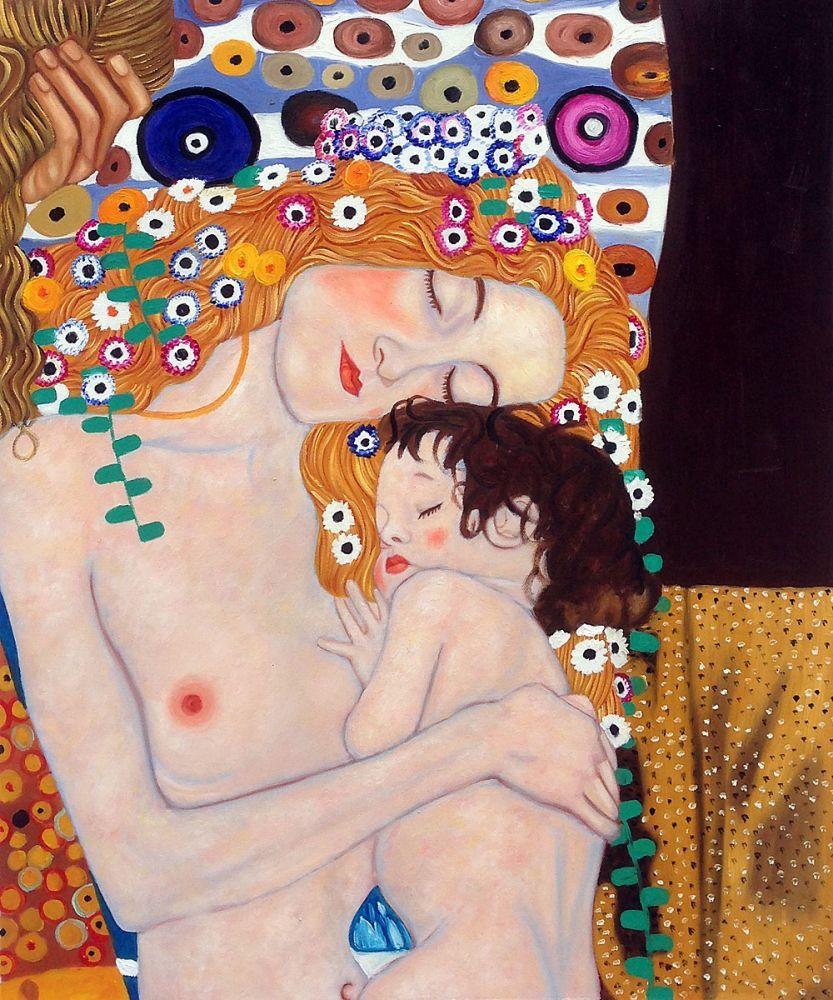 Le tre eta della donna (Mother and Child)