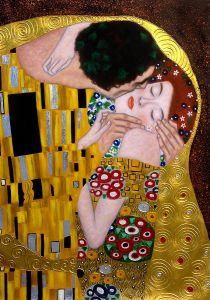 The Kiss (Luxury Line)