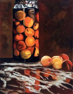 Jar of Peaches