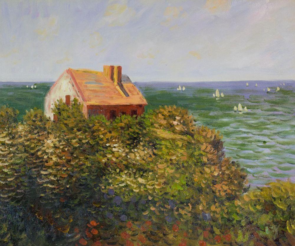 Fishermans Cottage At Varengeville