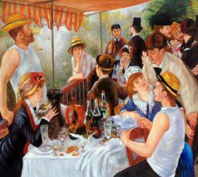 Luncheon of the Boating Party