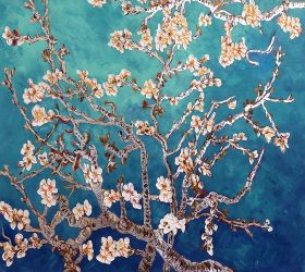 Branches of an Almond Tree (Luxury Line)