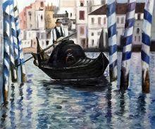 The Grand Canal, Venice II