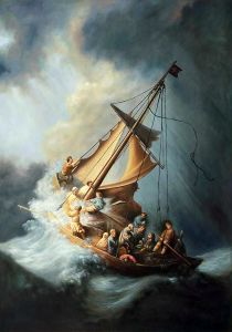 Christ in the Storm