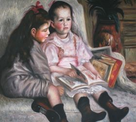 Portrait of Children(The Children of Martial Caillebotte)