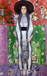 Portrait of Adele Bloch-Bauer II