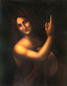 St John the Baptist, c.1513-1516