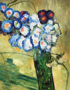 Still Life Glass with Carnations, 1890