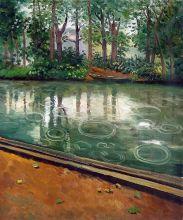 The Yerres, Effect of Rain