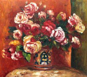 Roses in a Vase, 1914
