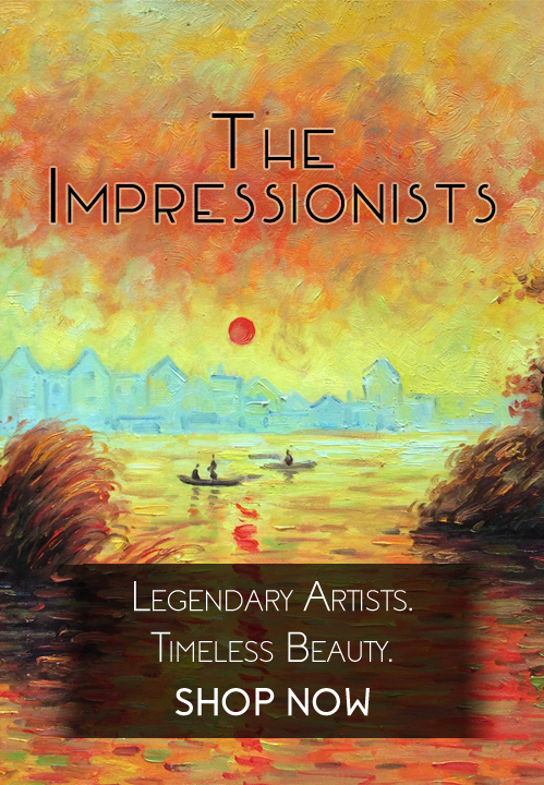 Shop Our Stunning Collection of Impressionist Art