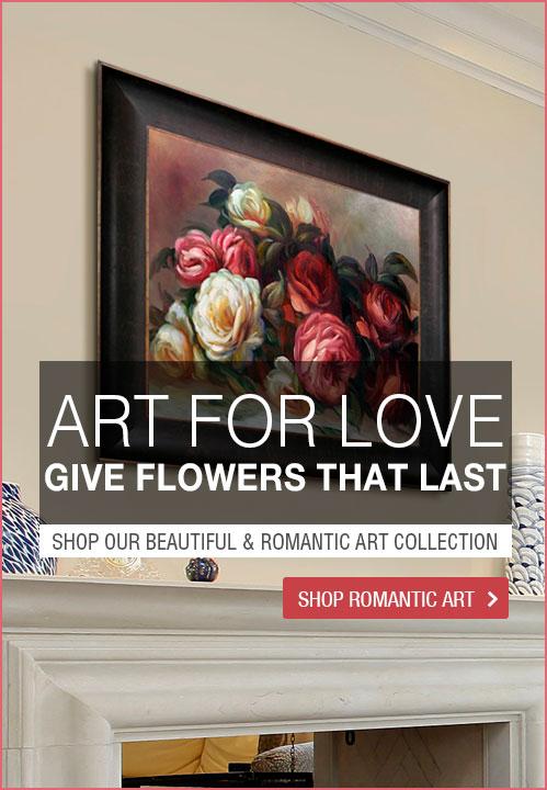 Shop the Romantic Art Collection